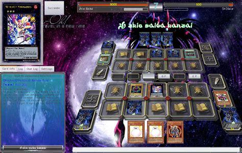 Zhie Saiba Hanzai Ygopro Automatic Dueling System Last