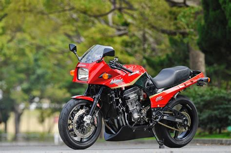 Kawasaki Gpz 900 R Rcm-116 Sport Package Type