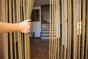 Türvorhang selber machen Schöne Ideen, Tipps & Tricks