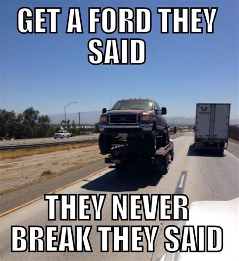 Funny Ford Truck Memes - lol poor yota off topic texas fishing forum