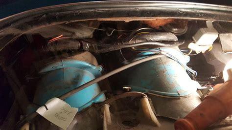 dash wiring harness routing corvetteforum