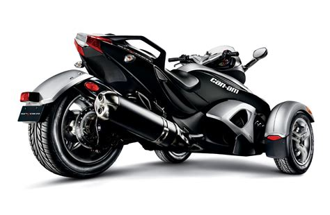 canap m brp can am spyder roadster 2009 mototype
