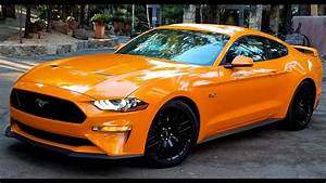 NEW Ford Mustang--WHAT A CAR! - YouTube
