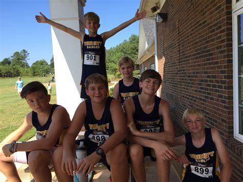 congratulations cross country teams trinity christian school