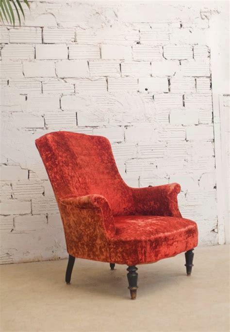 fauteuil vintage fauteuil ancien fauteuil napoleon iii