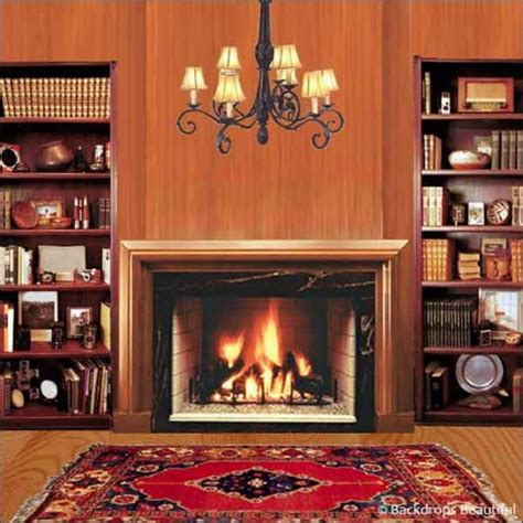 Backdrop With Fireplace by Fireplace Backdrop 1 Backdrops Beautiful