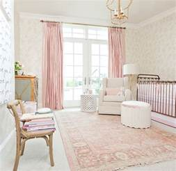 Bratt Decor Joy Canopy Crib by Pretty In Pink 55 Pink Nurseries Project Nursery