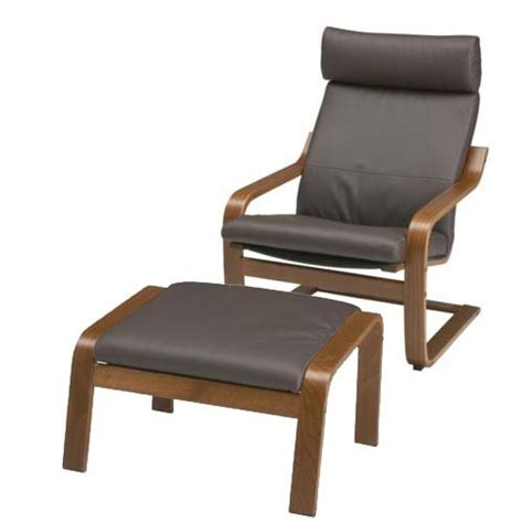 Armchair Cover Set by Ikea Poang Chair Armchair And Footstool Set