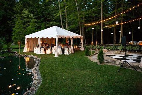 Sarah And Zacs 7000 Backyard Wedding