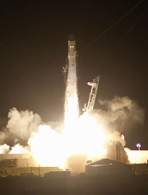 SpaceX launches