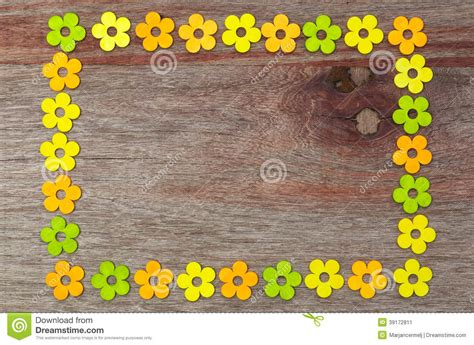 random pattern love flowers valentines day stock photo
