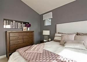 Taupe Grau Wandfarbe : wandfarbe im schlafzimmer f r einen erholsamen schlaf ~ Indierocktalk.com Haus und Dekorationen