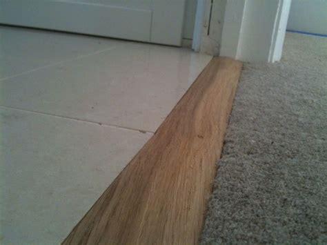 door tread tiles design carpet to tile