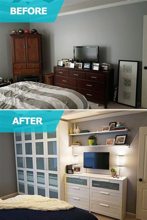 Living Room Ideas For Small Spaces Ikea by 20 Gorgeous Small Bedroom Ideas That Boost Your Freedom