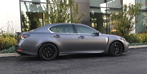 lexus gs   anniversary review delightfully