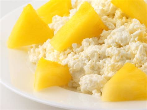 cottage cheese and pineapple cottage cheese