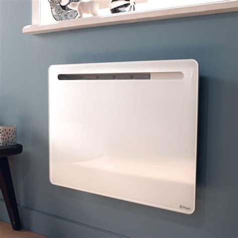 radiateur electrique economique castorama panneau rayonnant blyss skilak blanc 1000 w bons plans pas cher panneau
