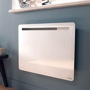 Chauffage Electrique Pas Cher : panneau rayonnant blyss skilak blanc 1000 w bons plans ~ Nature-et-papiers.com Idées de Décoration