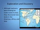 Exploration & Colonization Presentation