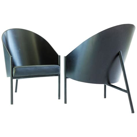 philippe starck chaise phillipe starck three leg lounge chairs for sale at 1stdibs