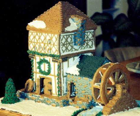 mighty lists  spectacular gingerbread houses