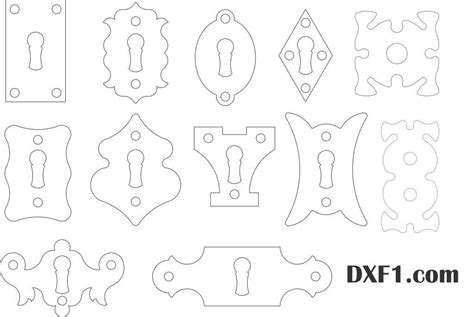 Free Dxf Files. Free Cad Software