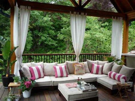 la decoration terrasse exterieur des idees pour