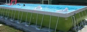 Grande Piscine Tubulaire : piscines tubulaires ~ Mglfilm.com Idées de Décoration