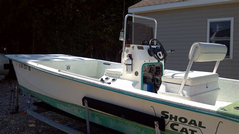 shoal cat american console center boats strk offer 2004