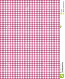 Pink And White Plaid Royalty Free Stock Image - Image: 2333366