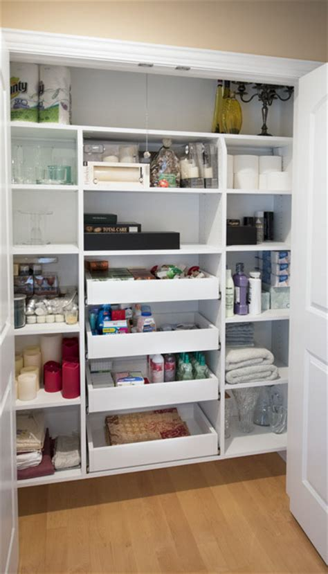 Linen Closet Shelving Systems by Types Of Shelves For Closet Organization
