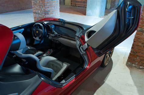 2013 Ferrari Sergio Concept Interior Egmcartech