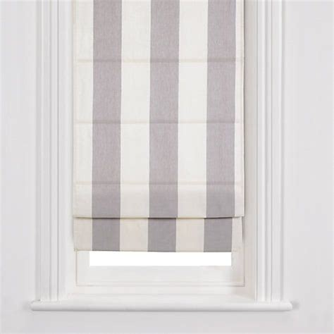 Kitchen Blinds At Lewis by Buy Lewis Stripe Blinds Grey Oyster