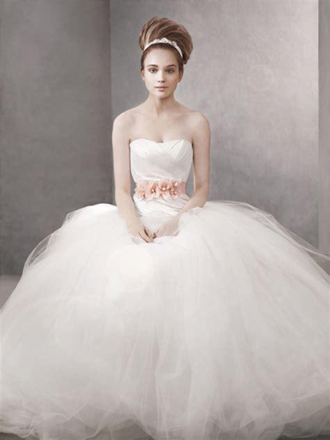 Vera Wang Davids Bridal Mirror Mirror Style Gowns