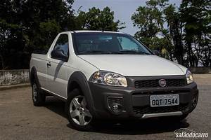 Fiat Strada Working Cabine Simples - Testes