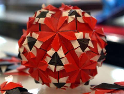 worlds  origami paper folding art