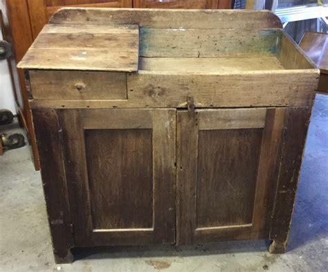 antique kitchen cabinet antique rustic sink 2 door cabinet 1274