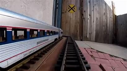 Pov Kereta Api Gopro Train Via Amtrak