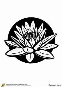 Dessin Fleurs De Lotus : coloriage fleur de lotus dessin facile sur ~ Dode.kayakingforconservation.com Idées de Décoration