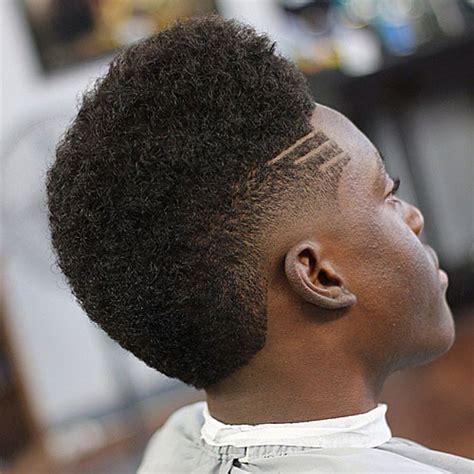 afro taper fade haircut  guide