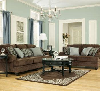 living rooms room set and wall colors on