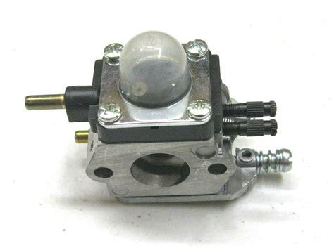 Oem Zama Carburetor & Carb Gasket Mantis Tillers / Echo