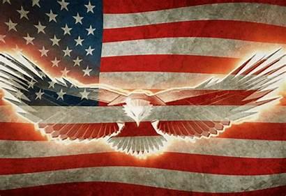 Flag Eagle American America Gifs Bald Tenor