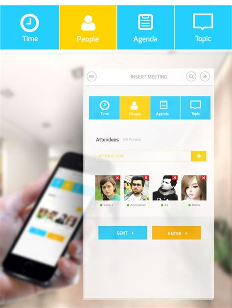 Mobile Web Design Inspiration by Mobile App Design Inspiration Oxbix Designbeep