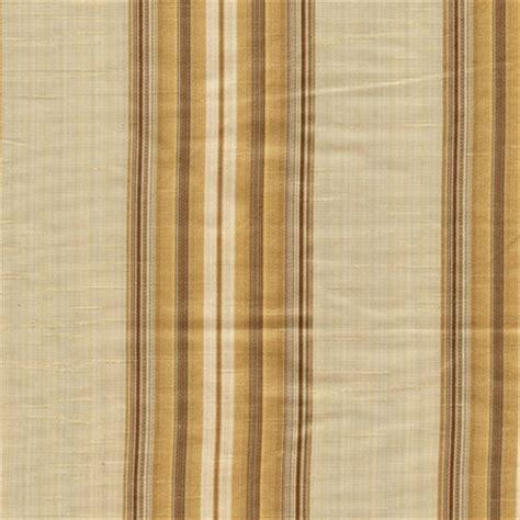 candia vanilla striped faux silk drapery fabric by