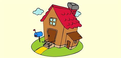petit materiel de cuisine coloriages de maisons