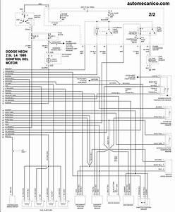 Dodge Diagramas Control Del Motor 1995 Intrepid  Neon  Ram1500  Ram2500