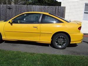 Purchase Used 02 Chevy Cavalier Ls Sport Coupe In Waretown  New Jersey  United States