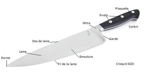 bon couteau de cuisine couteaux de salle et de cuisine
