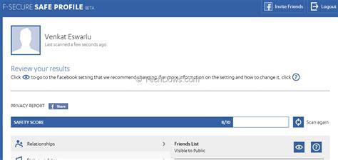 Secure Safe Profile Beta Inform Facebook Users